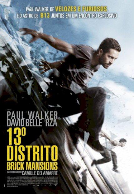 13º Distrito (Brick Mansions)