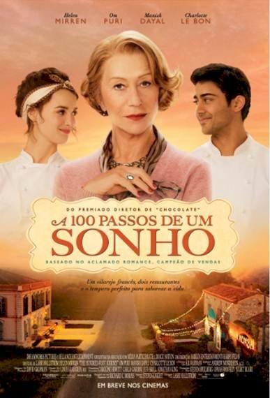 A 100 Passos de um Sonho (The Hundred-Foot Journey)