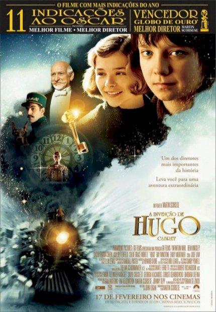 A Invenção de Hugo Cabret (The Invention of Hugo Cabret)