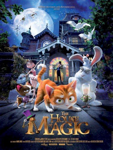 A Mansão Mágica (The House of Magic)