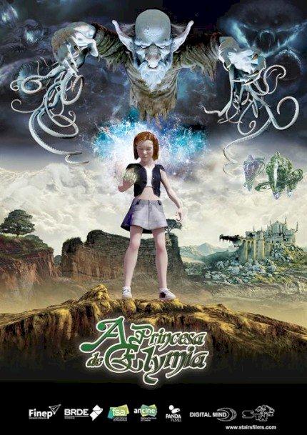 A Princesa de Elymia (A Princesa de Elymia)