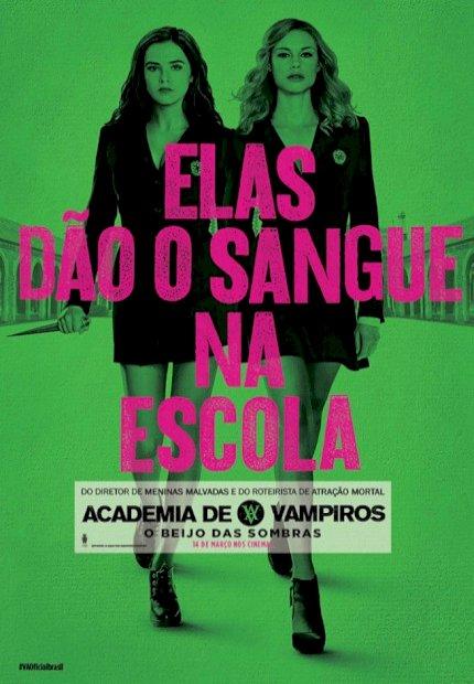 Academia de Vampiros - O Beijo das Sombras (Vampire Academy)
