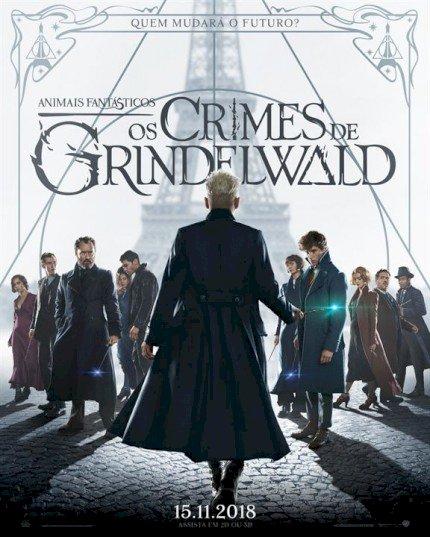 Animais Fantásticos: Os Crimes de Grindelwald (Fantastic Beasts: The Crimes Of Grindelwald)