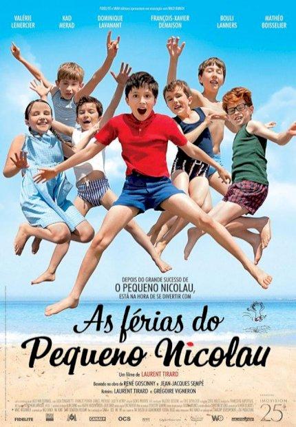 As Férias do Pequeno Nicolau (Les Vacances du Petit Nicolas)