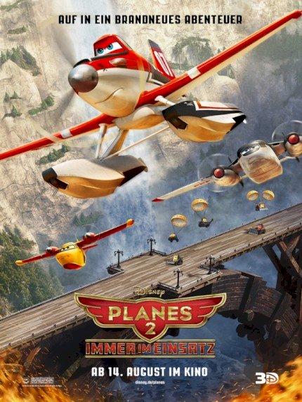 Aviões 2 - Heróis do Fogo ao Resgate (Planes: Fire and Rescue)