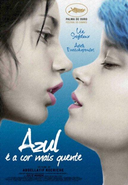 Azul é a Cor Mais Quente (La Vie d'Adèle - Chapitres 1 et 2)