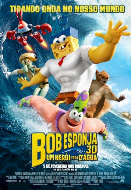 Bob Esponja - Um Herói Fora D'Água (The Spongebob Movie: Sponge Out Of Water)