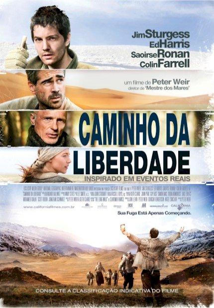 Caminho da Liberdade (The Way Back)