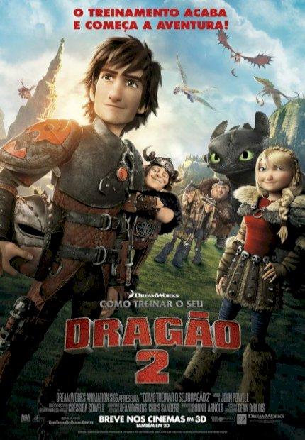 Como Treinar o seu Dragão 2  (How to Train your Dragon 2)