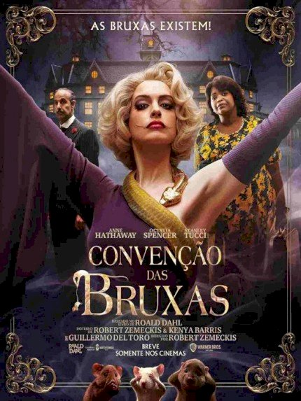 Convenção das Bruxas (Roald Dahl's The Witches)