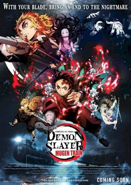 Demon Slayer - Mugen Train: O Filme (Kimetsu no Yaiba: Mugen Ressha-Hen)