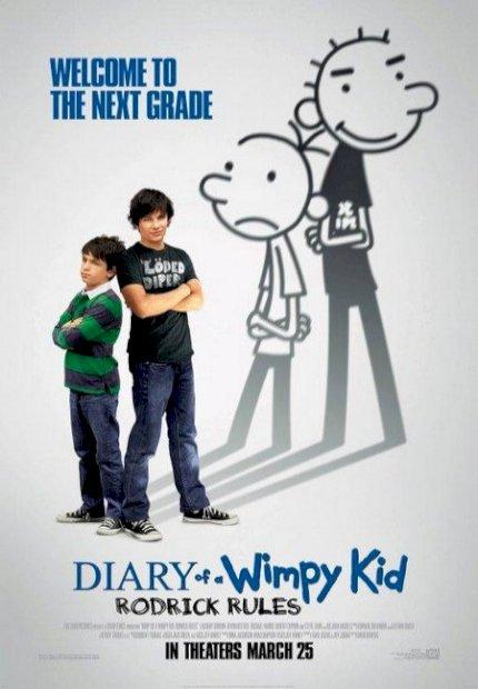 Diário de Um Banana 2 - Rodrick é o Cara! (Diary of a Wimpy Kid: Rodrick Rules)