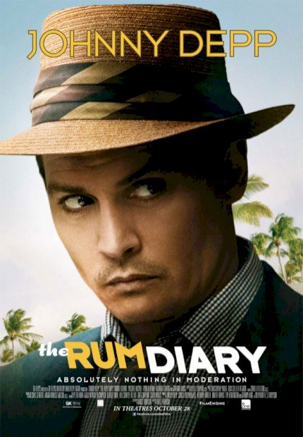 Diário de Um Jornalista Bêbado (The Rum Diary)