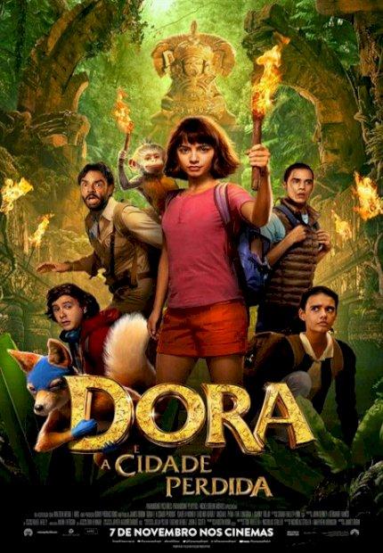 Dora e a Cidade Perdida (Dora and the Lost City of Gold)