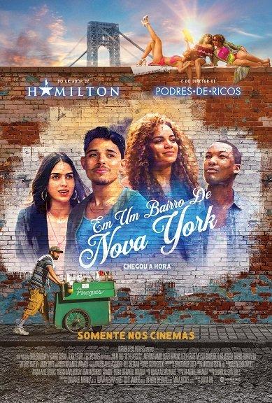 Em um Bairro de Nova York (In The Heights)