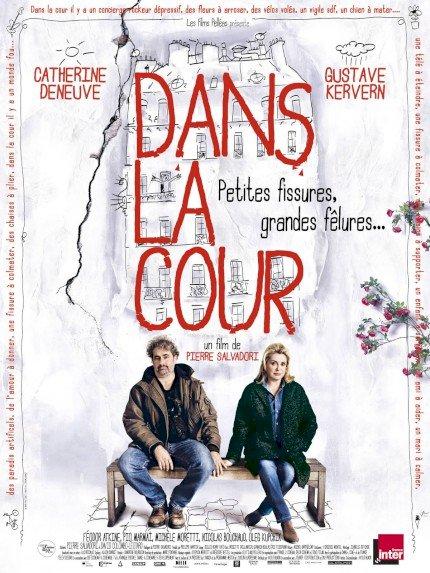 Em um Pátio de Paris (Dans la cour)