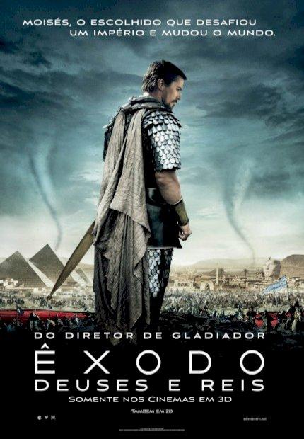 Êxodo: Deuses e Reis (Exodus: Gods And Kings)