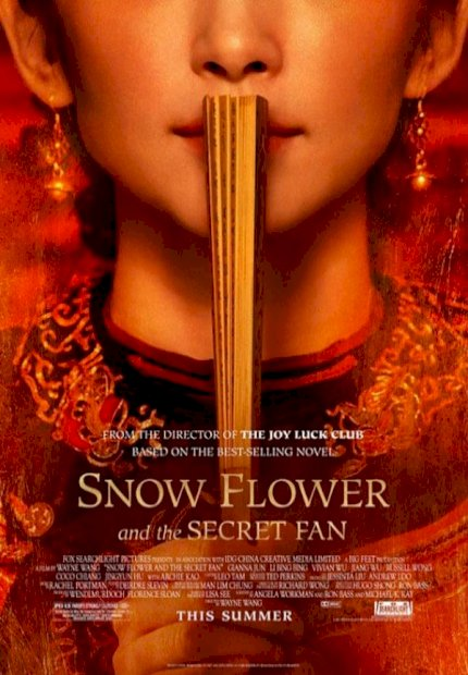 Flor da Neve e o Leque Secreto (Snow Flower and the Secret Fan)