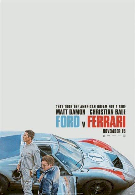 Ford vs. Ferrari (Ford vs. Ferrari)