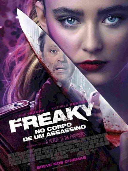 Freaky - No Corpo de um Assassino (Freaky)