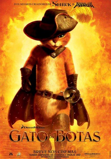 Gato de Botas (Puss in Boots: The Story of an Ogre Killer)