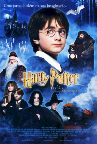 Harry Potter e a Pedra Filosofal (Harry Potter and the Philosopher's Stone)