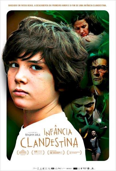 Infância Clandestina (Infancia clandestina)