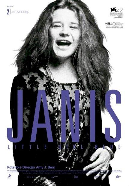 Janis: Little Girl Blue (Janis: Little Girl Blue)
