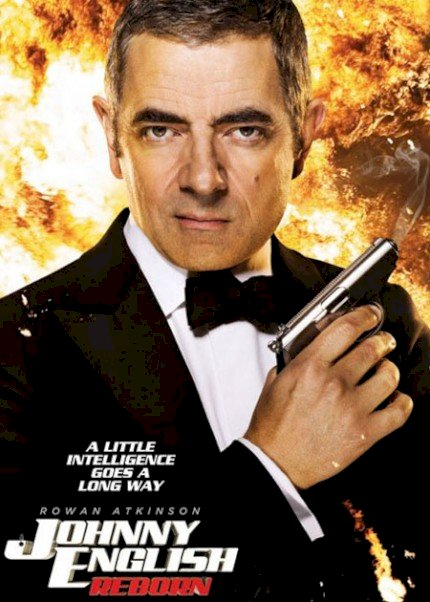 O Retorno de Johnny English (Johnny English Reborn)