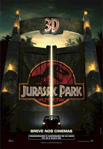 Jurassic Park 3D - O Parque dos Dinossauros (Jurassic Park 3D)