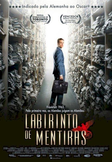 Labirinto de Mentiras (Im Labyrinth des Schweigens)