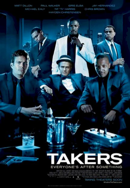 Ladrões (Takers)