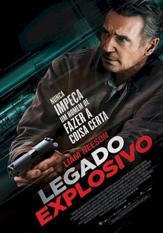 Legado Explosivo (Honest Thief)
