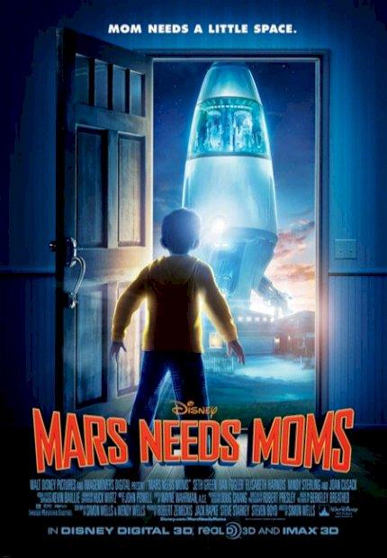 Marte Precisa de Mães (Marte Precisa de Mães)