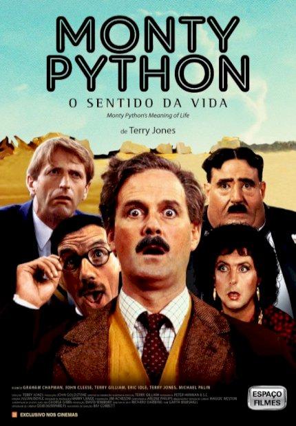 Monty Python - O Sentido da Vida (Monty Python's The Meaning Of Life)