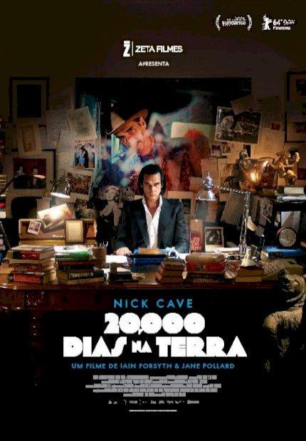 Nick Cave - 20.000 Dias na Terra (20,000 Days on Earth)