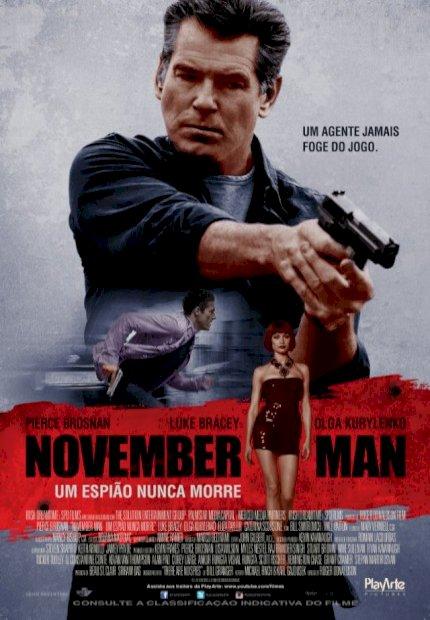 November Man - Um Espião Nunca Morre (The November Man)