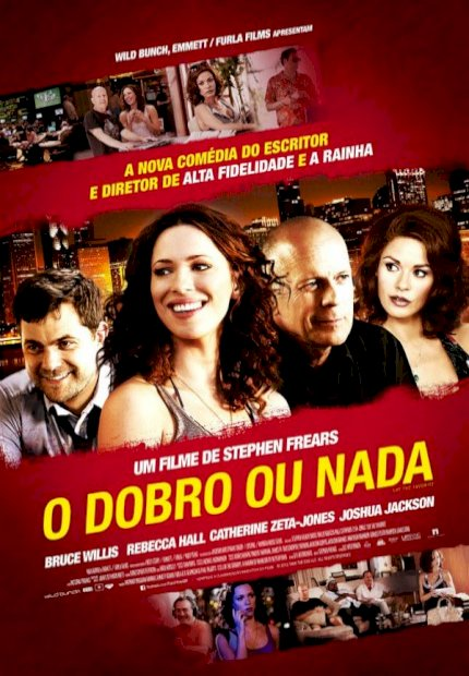 O Dobro ou Nada (Lay the Favorite)