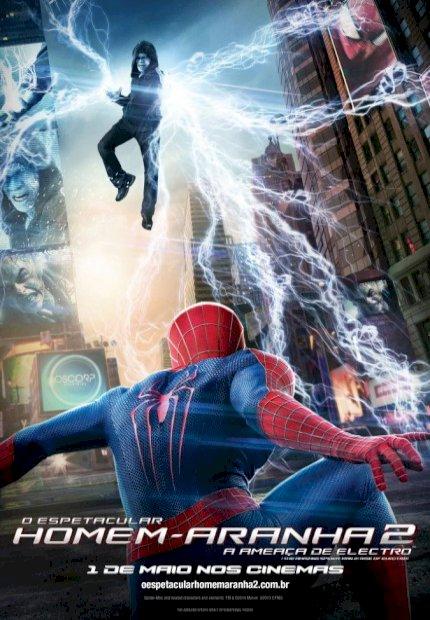 O Espetacular Homem-Aranha 2: A Ameaça de Electro (The Amazing Spider-Man: Rise of Electro)