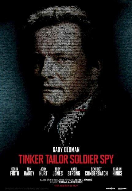 O Espião Que Sabia Demais (Tinker, Tailor, Soldier, Spy))