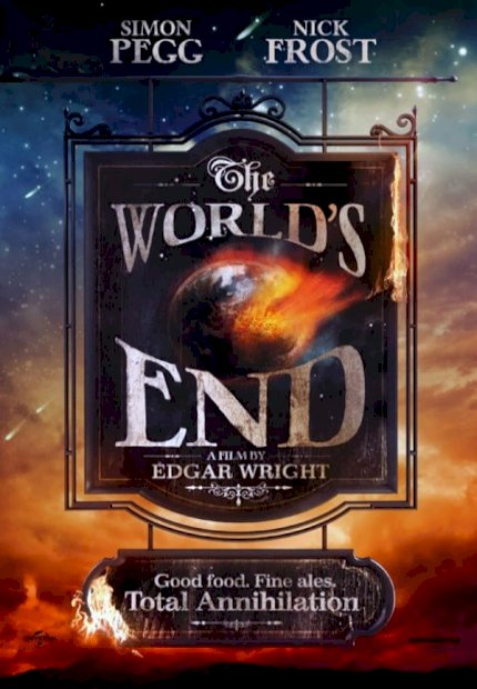 O Fim do Mundo (The World´s End)