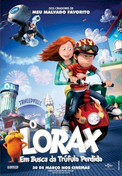 O Lorax: Em Busca da Trúfula Perdida (Dr. Seuss´ The Lorax)