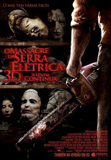 O Massacre da Serra Elétrica 3D - A Lenda Continua (Texas Chainsaw 3D)
