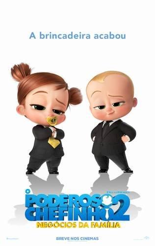 O Poderoso Chefinho 2 - Negócios de Família (The Boss Baby: Family Business)