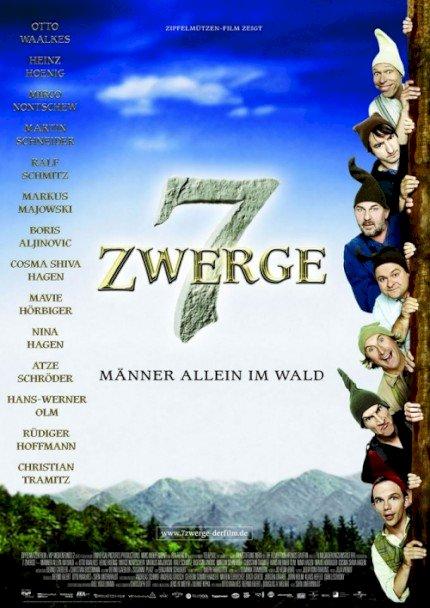 Os 7 Anões (7 Zwerge)
