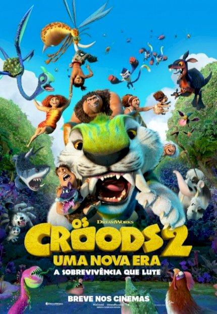 Os Croods 2 - Uma Nova Era (The Croods: A New Age)