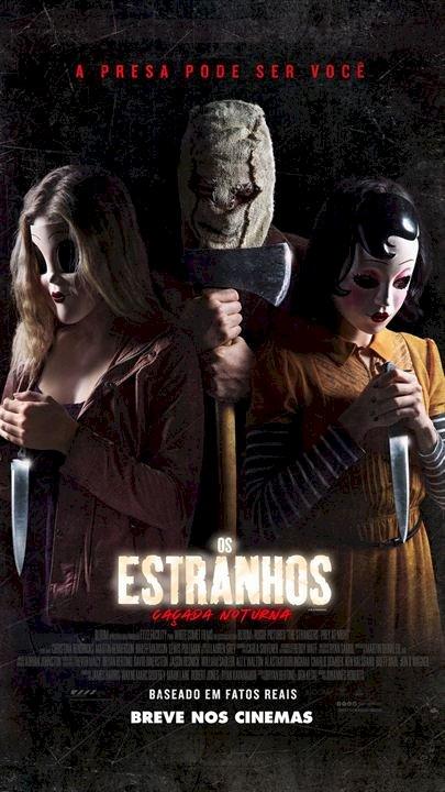 Os Estranhos - Caçada Noturna (The Strangers: Prey at Night)