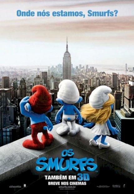 Os Smurfs - O Filme (The Smurfs)