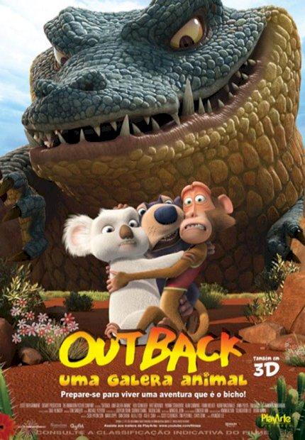 Outback - Uma Galera Animal (Outback)