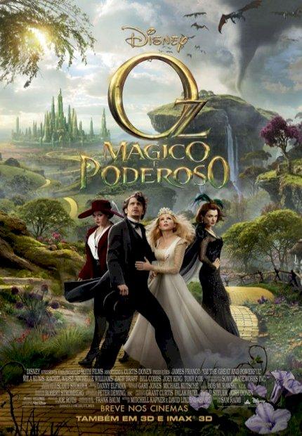 Oz: Mágico e Poderoso (Oz: The Great and Powerfu)
